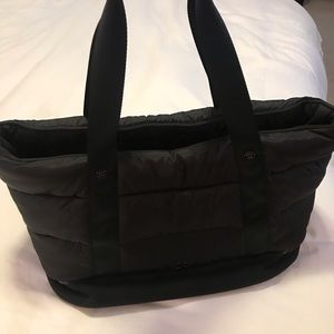 Sweaty Betty Quilted Bag